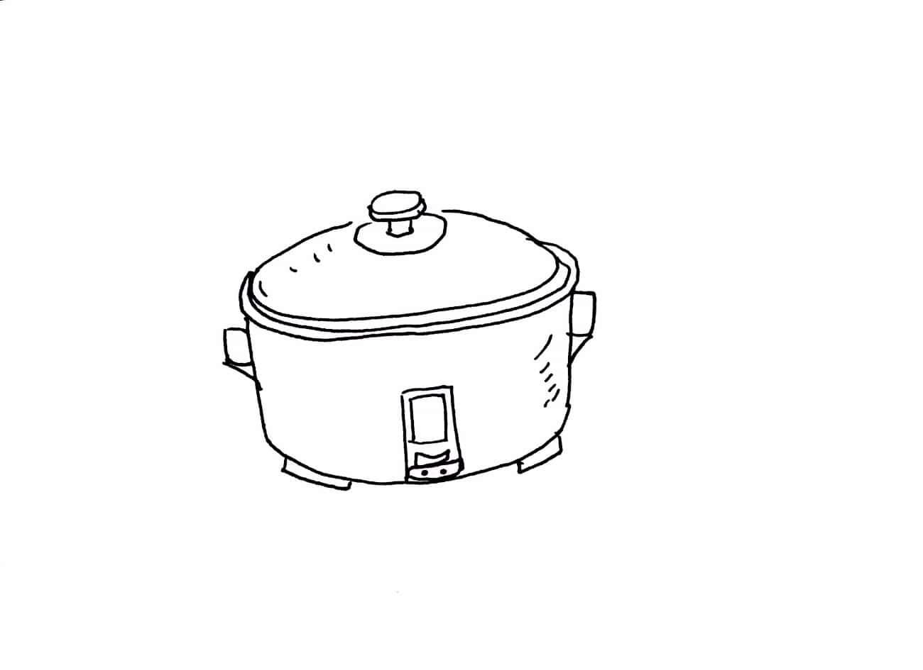 炊飯器を買い換える