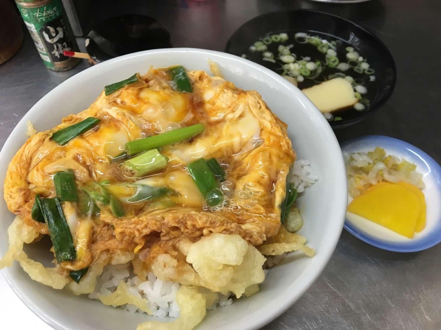 ハイカラ丼:ゴージャさん