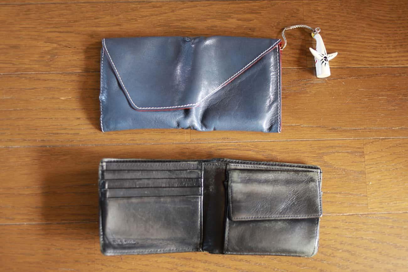 旅行財布:比較2