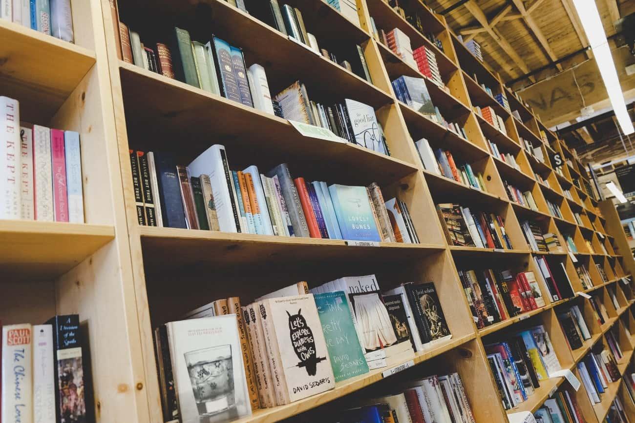 家を出たい主婦:図書館