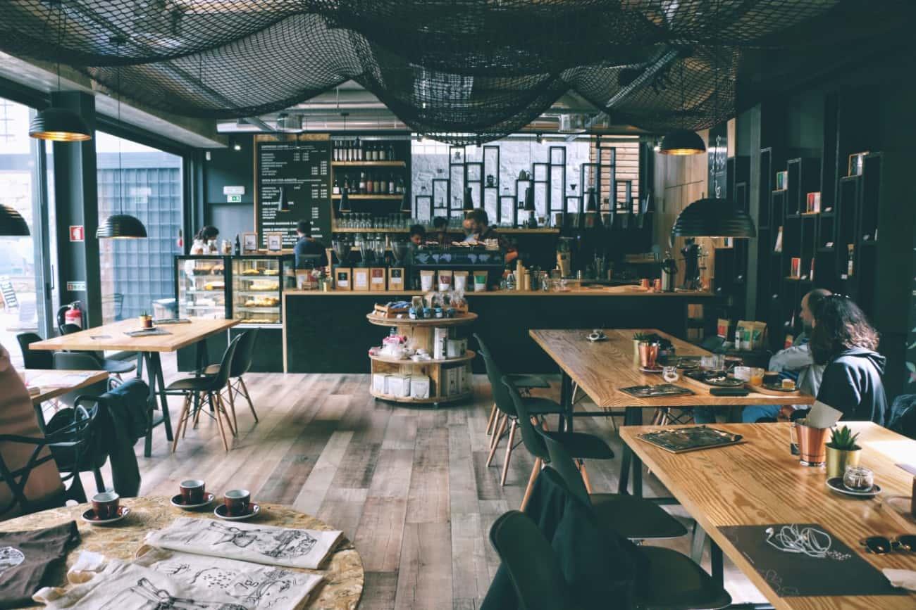 家を出たい主婦:カフェ