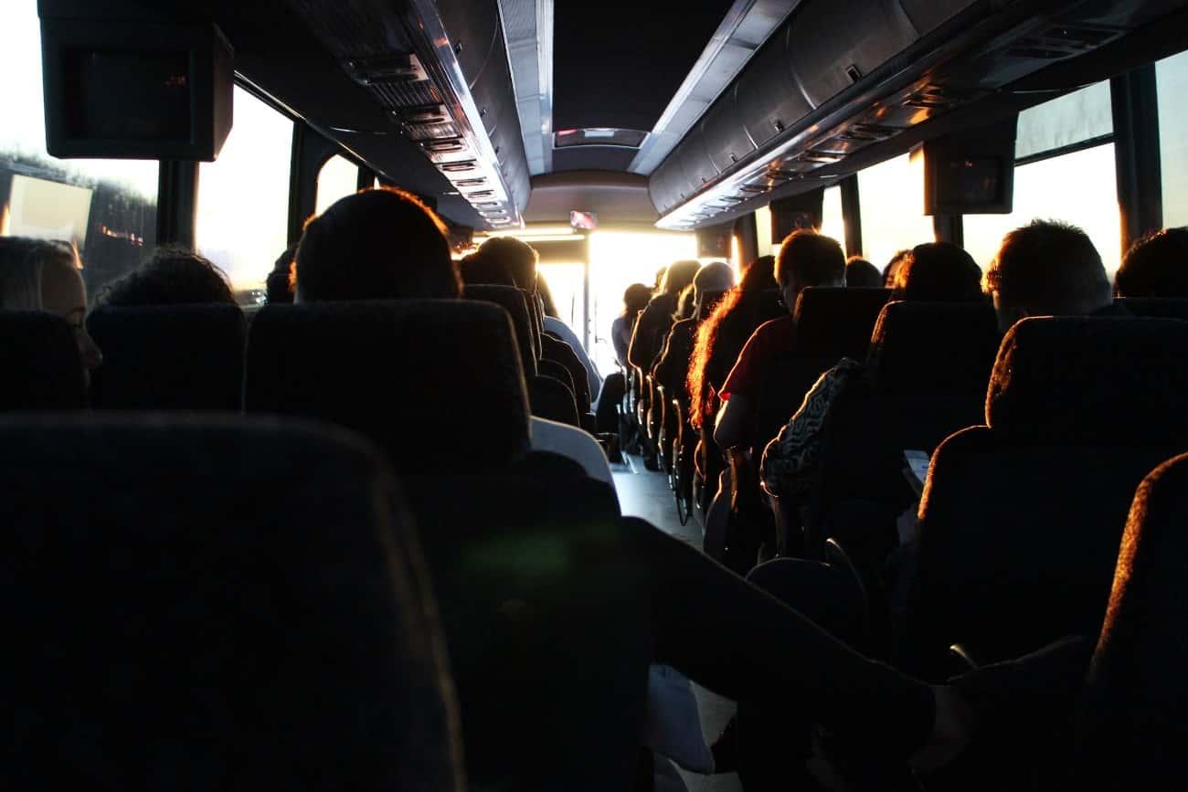 家を出たい主婦:バス
