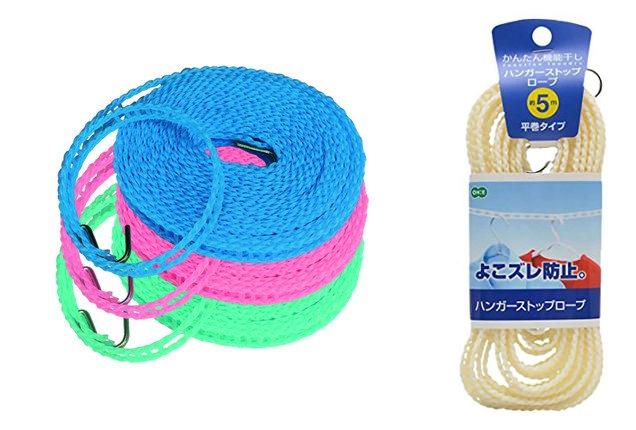 洗濯ロープ 色 比較