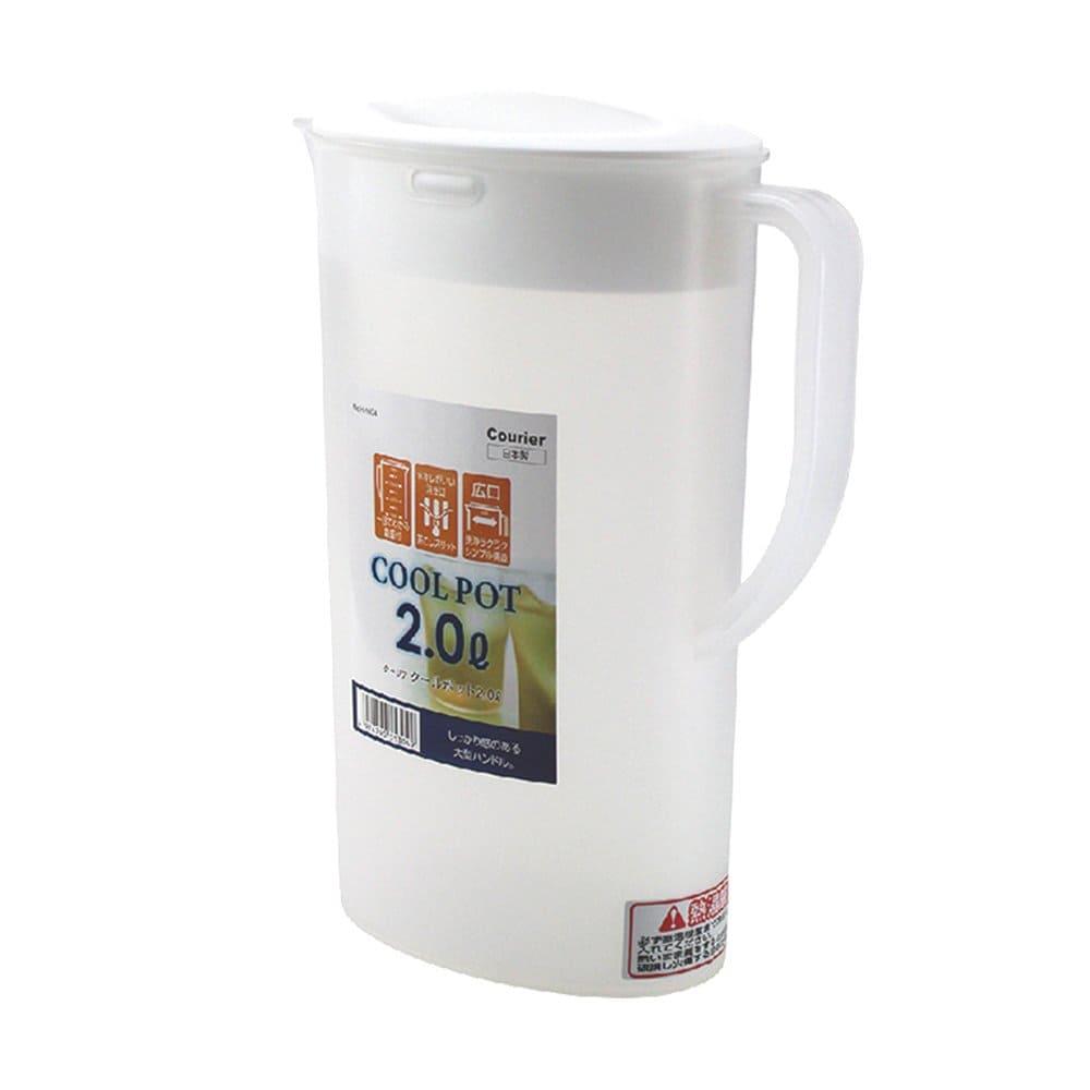 一般的な麦茶ピッチャー