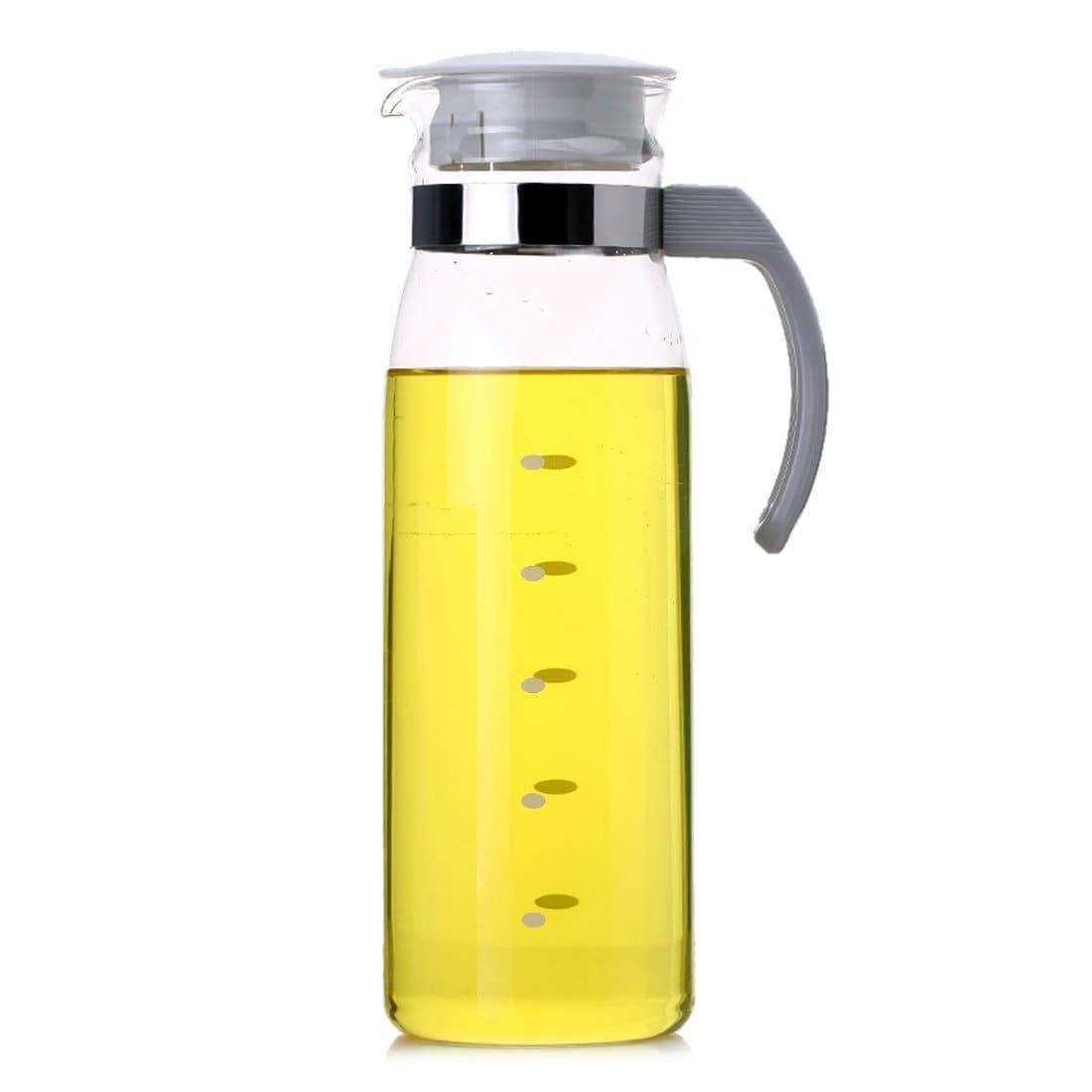出汁の保存につかえるハリオの容器