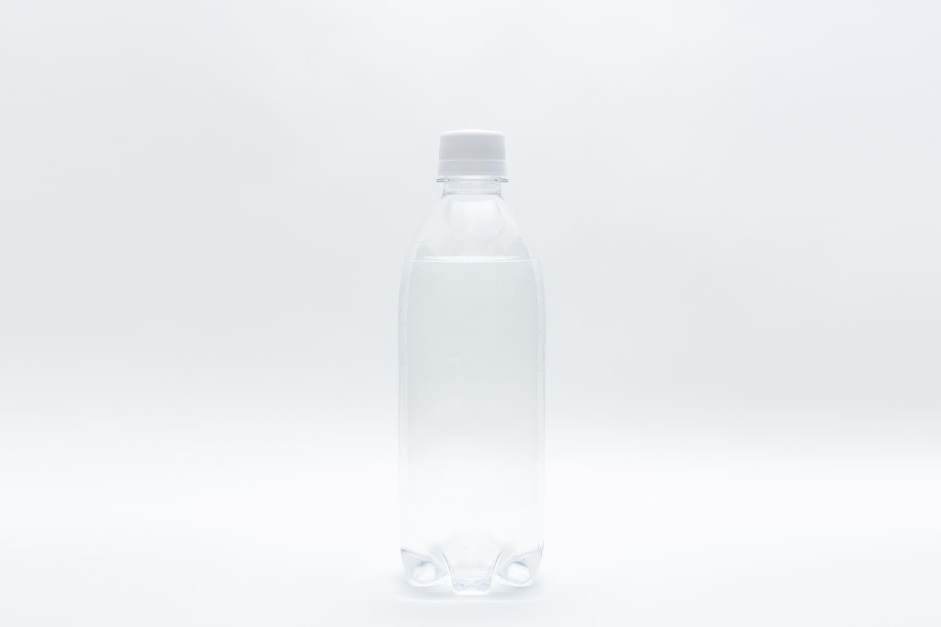 ペットボトルを出汁の保存容器に