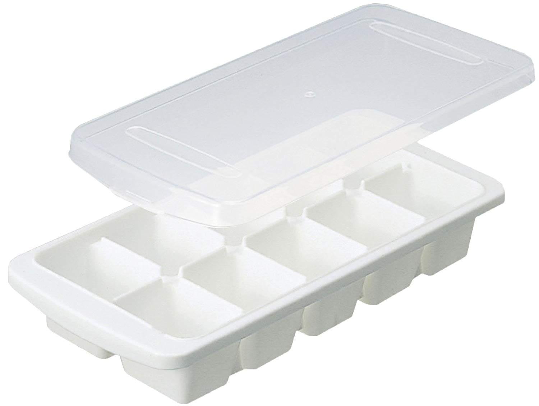 出汁の冷凍には製氷機
