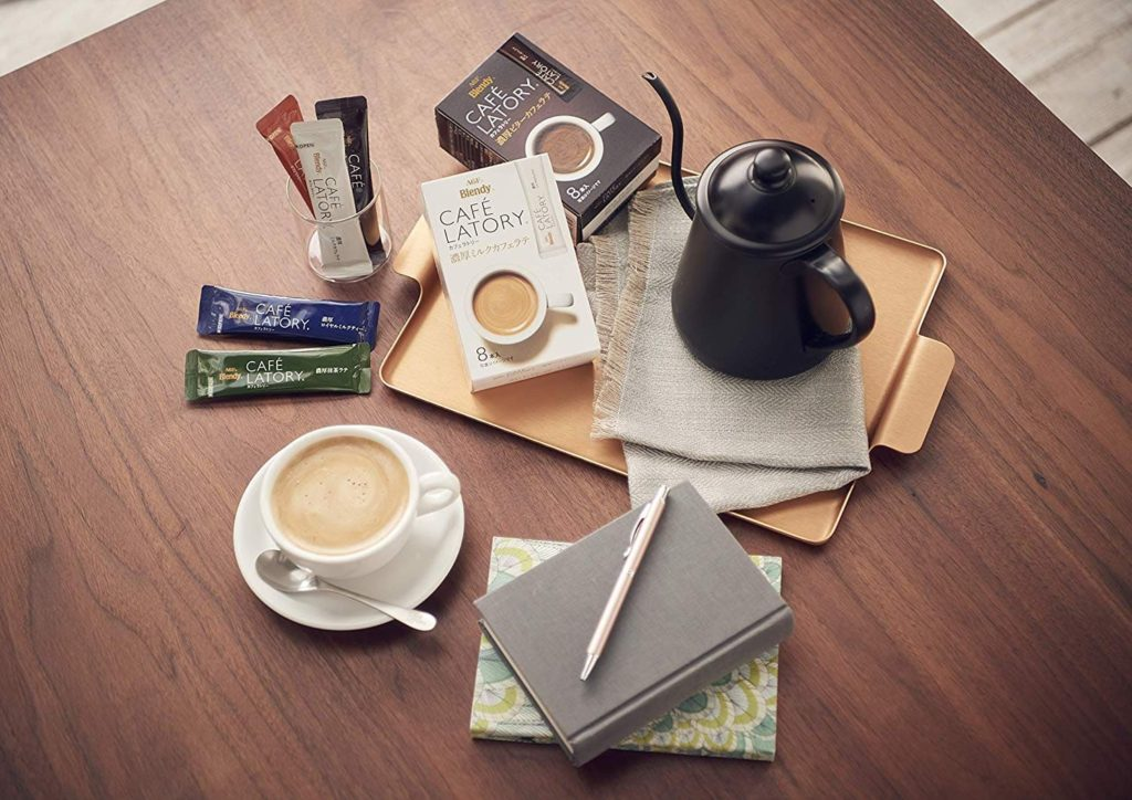 粉末ホットドリンク コーヒー