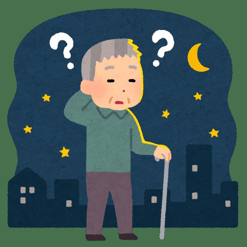 老人性難聴と認知症